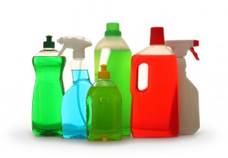 Shaklee cleaning products vs toxic products
