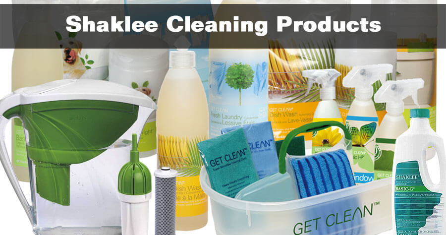 Shaklee Cleaning Products Get The Real Dirt Out Of Clean