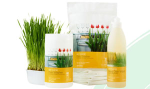 shaklee kitchen cleaning products